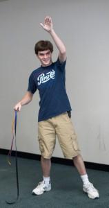 Ribbon Dance Jake photo