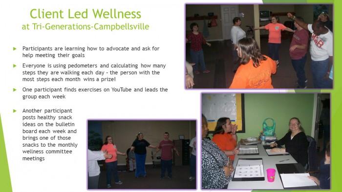 Client Led Wellness