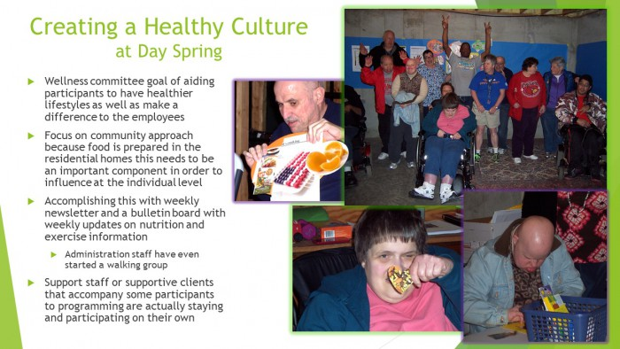 Creating a Healthy Culture