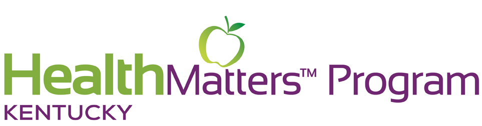 Health Matters Program Logo Header