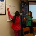 megan teaches a program on stress