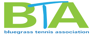 Bluegrass Tennis Association Logo