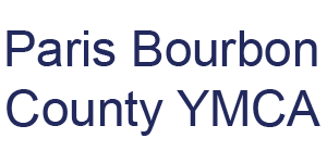 Paris Bourbon County YMCA's Logo