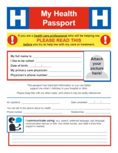 My Health Passport