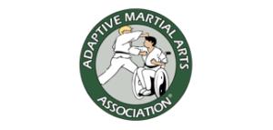 Adaptive Martial Arts Association's Logo